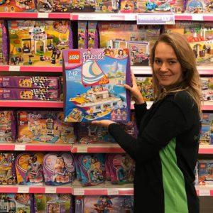 Deel, Like en Win LEGO actie op Facebook